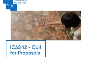 International Convention of Asia Scholars 12 Kyoto- Call for Proposals
